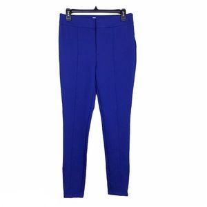 NWT Anthropologie The Essential Ankle Zip Pants 4